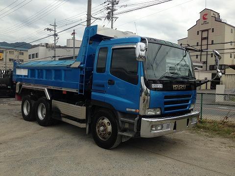 いすゞ いすゞ ギガ ダンプ : truckjapan.com