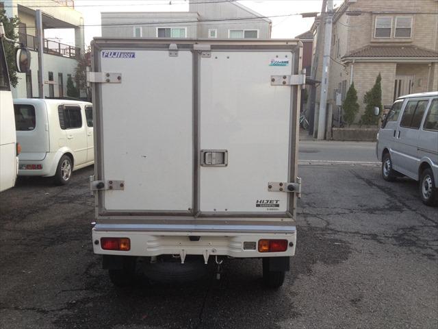 中古ハイゼットトラックの画像7
