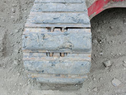 中古油圧ショベル(ユンボ)の画像7